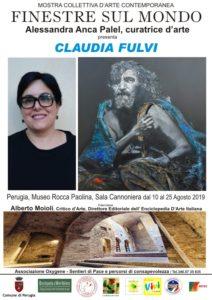 CLAUDIA FULVI